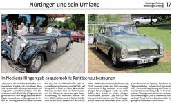 Nürtinger Zeitung vom 19.07.2016